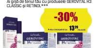 Farmec GH3 - ingrijire (hidratare si antirid)