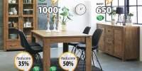 Set dining masa si scaune Vedde + Klarup