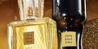 Set deodorant cu bila + apa de parfum
