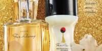 Deodorant cu bila + apa de parfum