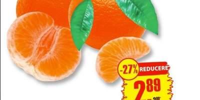 Clementine cu frunze