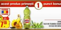 Spornic - Ulei de floarea soarelui cu ulei de masline