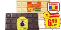 Tableta menaj alba/cacao
