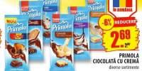 Primola - Ciocolata cu crema