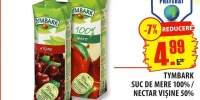 Tymbark - Suc de mere/nectar visine 100%