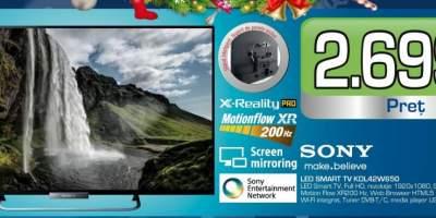 Televizor Sony Led Smart TV KDL42W650