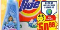 Tide Alpine - Detergent Automat
