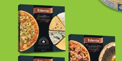 Pizza congelata Edenia