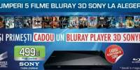 Bluray player 3D Sony