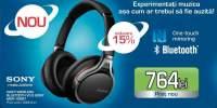 Sony casti wireless BluetoothV3.0 Sony MDR-10 RBT