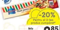 Aluat pentru pizza Bella