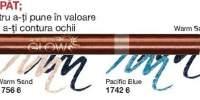 Creion cu dublu-capat Avon Glow