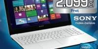 Sony, laptop Vaio SVF 1521A6EW