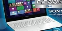 Sony Laptop Vaio SVF 1521C6EW