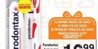 Pasta de dinti Parodontax