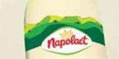 Napolact, branza de burduf