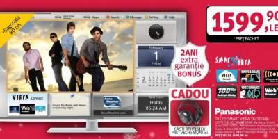 Tv Led Panasonic Smart Viera TXL32E6E