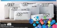 Reducere intre 40-70% la toate pernele Wellpur