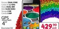 Smartphone dual-sim Rainbow V40 E-boda