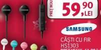 Casti cu fir Samsung HS1303