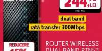 Router wireless Asus dual band RTN53