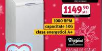 Masina de spalat Whirlpool AWE6516