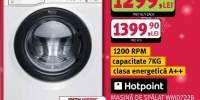 Masina de spalat Hotpoint WMD722B