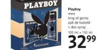 Apa de toaleta Playboy
