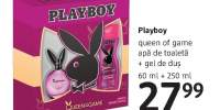 Set playboy Queen of Game