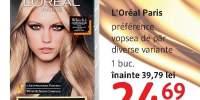 Vopsea de par L'Oreal Paris