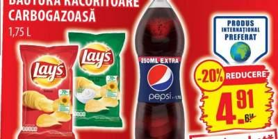 Pepsi regular, bautura racoritoare carbogazoasa
