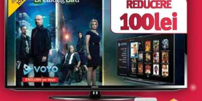 Televizor LED Smart TV Full HD, 80 cm, SAMSUNG UE32EH5300