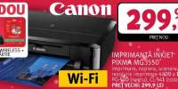 Multifunctional inkjet CANON PIXMA MG3550, A4, USB, Wi-Fi