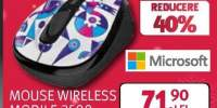 Mouse Wireless MICROSOFT Mobile 3500