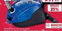 Aspirator BOSCH BSGL32383, 1.2l - 4l, 2300W, albastru