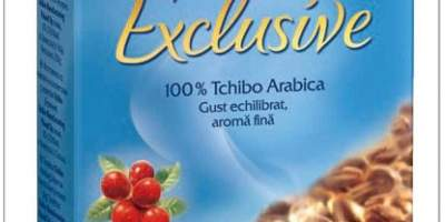 Cafea macinata Intense/Blue Tchibo Exclusive