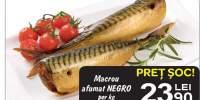 Macrou afumat Negro