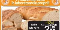 Paine alba Pave