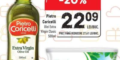 Ulei extra virgin clasic Petro Coricelli