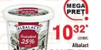 Smantana 25% grasime Albalact