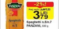 Spaghetti n.5/n.7 Panzani