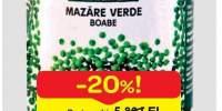 Mazare verde boabe Gradena