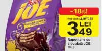 Napolitane cu ciocolate Joe