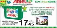 Detergent automat capsule gel Ariel Pods