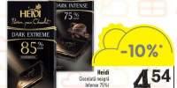 Ciocolata neagra Heidi