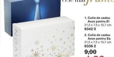 Cutie de cadou Avon pentru el/ea