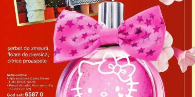 Set cosmetice copii Hello Kitty