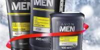 Set pentru ingrijire completa Avon Men