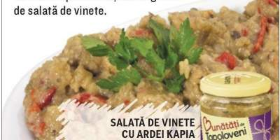 Salata de vinete Bunatati de Topoloveni