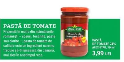 Pasta de tomate Alex Star